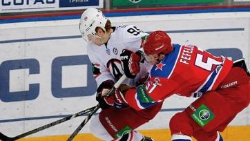 «Алматы» подписал бывшего нападающего клубов КХЛ