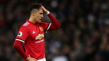 Санчес отказывается покидать «Манчестер Юнайтед»