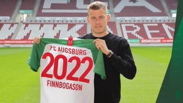 «Аугсбург» продлил контракт с бомбардиром