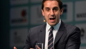 Невилл: «МЮ» выиграет АПЛ раньше «Ливерпуля»