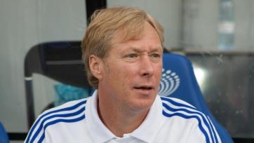 Михайличенко – новый главный тренер киевского «Динамо»