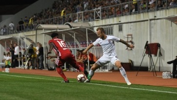 «Заря», БАТЭ, «Мальме» и кипрский «Аполлон» вышли в плей-офф раунд Лиги Европы