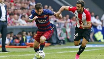 «Атлетик» – «Барселона» – 1:0. Текстовая трансляция матча