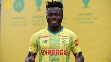«Нант» арендовал у «Леванте» полузащитника сборной Нигерии