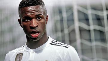 Винисиус не покинет «Реал» летом