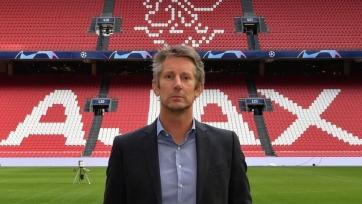 Ван дер Сар вошел в стратегический совет УЕФА