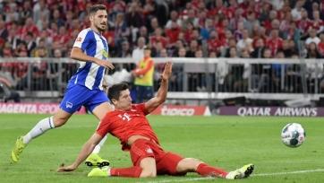 «Бавария» седьмой сезон подряд забивает раньше всех в Германии