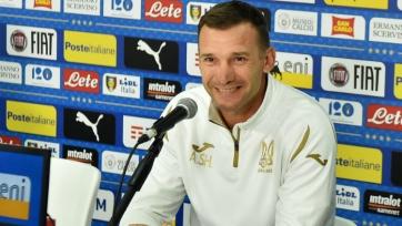 Шевченко назвал состав сборной Украины на матчи с Литвой и Нигерией