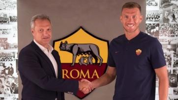 «Рома» продлила контракт с Джеко