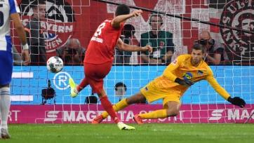 Дубль Левандовски не помог «Баварии» выиграть на старте нового чемпионата Германии