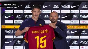 «Рома» объявила о подписании защитника «Генчлербирлиги»