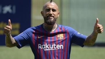 «Барселона» выставила ценник на Видаля