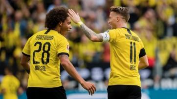 Дортмундская «Боруссия» разгромила «Аугсбург», «Вердер» дома проиграл «Фортуне»
