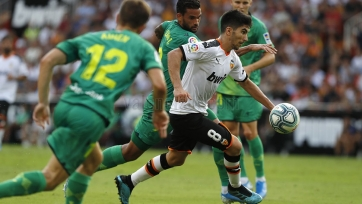 «Реал Сосьедад» вырвал ничью у «Валенсии» на 11-й компенсированной минуте