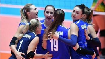 Женская сборная Казахстана по волейболу победно стартовала в чемпионате Азии