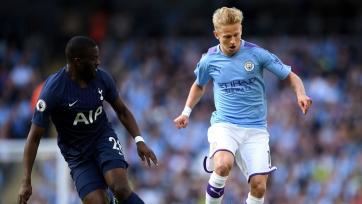 В Англии поиздевались над «Тоттенхэмом» за ничью на поле «Манчестер Сити». Видео