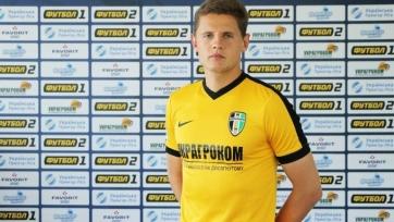 «Александрия» подписала защитника сборной Латвии. В первой половине года он играл в Казахстане