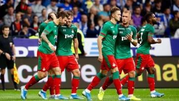 «Локомотив» одержал волевую победу над «Динамо» в московском дерби