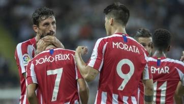 Мората принес победу «Атлетико» над «Хетафе»