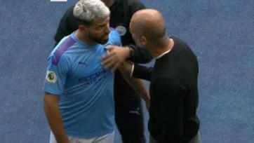 Скандал тура. Агуэро поссорился с Гвардиолой. Видео