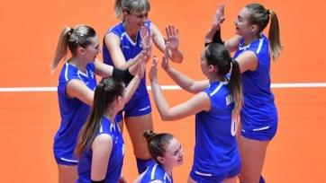Женская сборная Казахстана по волейболу потерпела поражение на чемпионате Азии