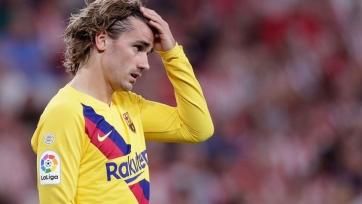 «Атлетико» передумал жаловаться на трансфер Гризманна в «Барселону»