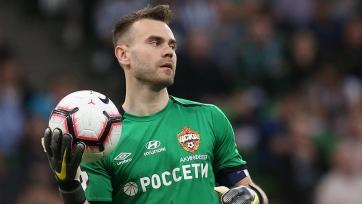 Акинфеев вошел в топ-5 гвардейцев чемпионата России