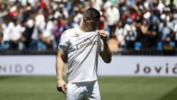 «Милан» хочет арендовать форварда «Реала»