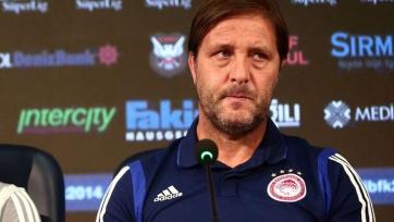Главный тренер «Олимпиакоса»: «Краснодар» способен справляться с любым соперником»