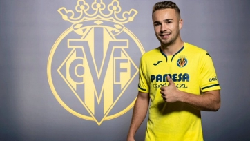 «Вильярреал» объявил о трансфере полузащитника