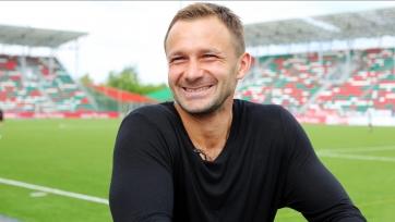 Бронзовый призер Евро-2008 Сычев намекнул о возобновлении карьеры