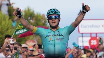Казахстанец Луценко поднялся в мировом рейтинге велосипедистов