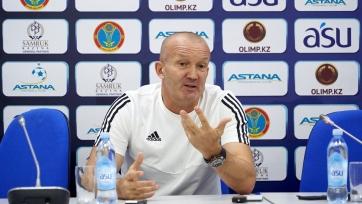 Григорчук: «Сила БАТЭ в том, что это команда»