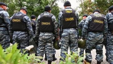 Задержан четвертый фанат, участвовавший в нападении на ОМОН во время матча «Зенит» - «Краснодар»