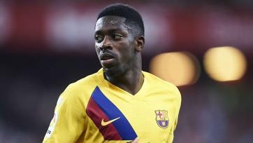 Дембеле не покинет «Барселону»