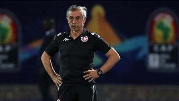 Сборная Туниса осталась без главного тренера