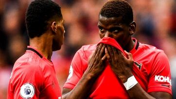 Стало известно, кто будет бить пенальти «Манчестер Юнайтед». Это не Погба