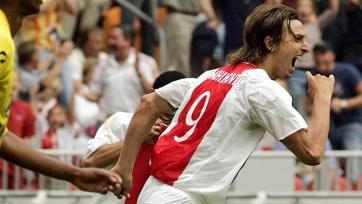 В этот день 15 лет назад Ибрагимович очень красиво забил свой последний мяч за «Аякс». Видео