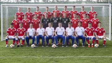 Оглашен состав сборной России U-21 на сентябрьские матчи отбора на Евро-2021