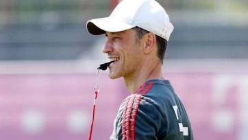Ковач: «Хотим вначале Коутиньо интегрировать в команду»