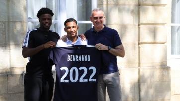 «Бордо» переподписал марокканского полузащитника