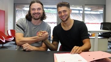 «Фортуна» подписала новый долгосрочный контракт с защитником