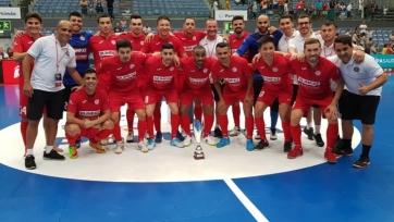 АФК «Кайрат» одержал разгромную победу в спарринге в Португалии