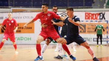 «Аят» крупно разбит на Кубке Урала
