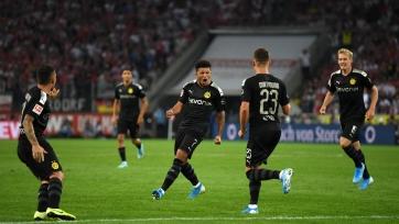 Санчо установил новый рекорд Бундеслиги