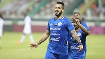 Нагредо забил шедевральный гол за «Аль-Наср». Видео