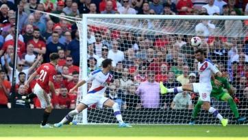 «Манчестер Юнайтед» дома проиграл «Кристал Пэлас», Рэшфорд не забил пенальти