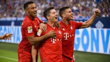 «Бавария» с хет-триком Левандовски разгромила «Шальке»