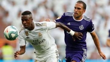 «Реал» дома не смог обыграть «Вальядолид»
