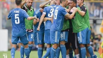 «Парма» – «Ювентус» – 0:1. 24.08.2019. Чемпионат Италии. Обзор и видео матча